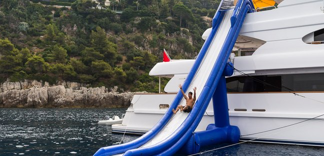 Bina Charter Yacht - 4
