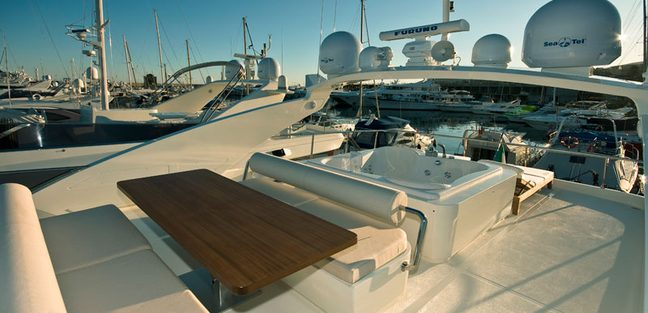 Vizantia Charter Yacht - 2