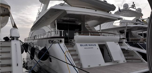 Blue Wave Charter Yacht - 2