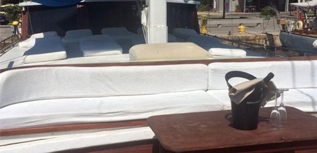Atlantik III Charter Yacht - 8