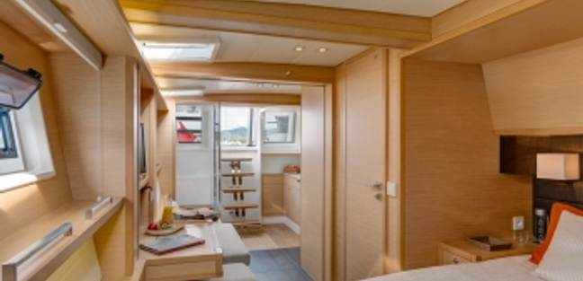Tiger Lily Charter Yacht - 6