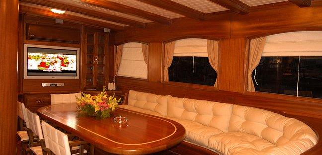 Queen Of Karia Charter Yacht - 6