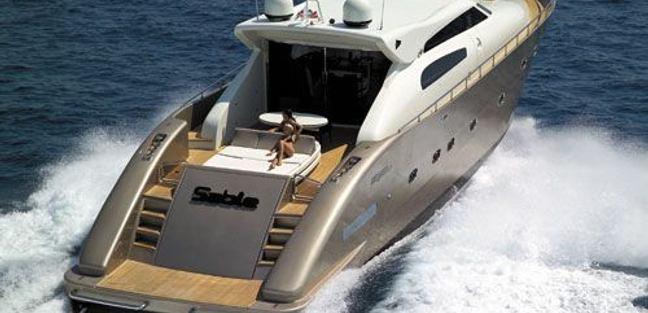 Sable Charter Yacht - 3