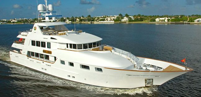 Aquasition Charter Yacht