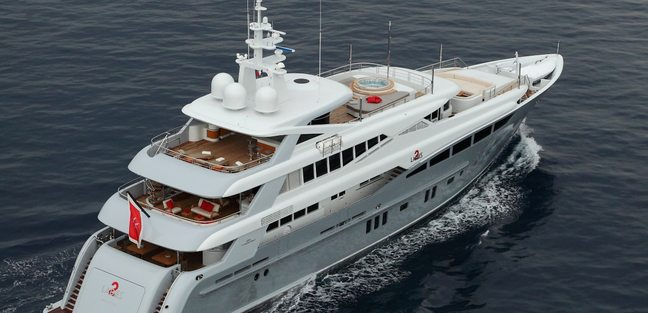2 Ladies Charter Yacht - 5