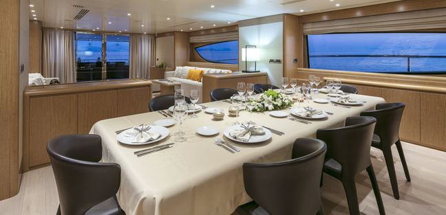 Rini V Charter Yacht - 7