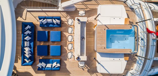Spectre Charter Yacht - 4