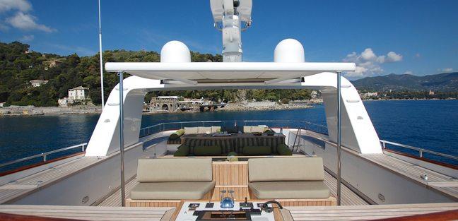 Il Cigno Charter Yacht - 2