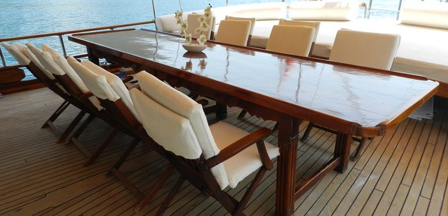 Akana Charter Yacht - 4