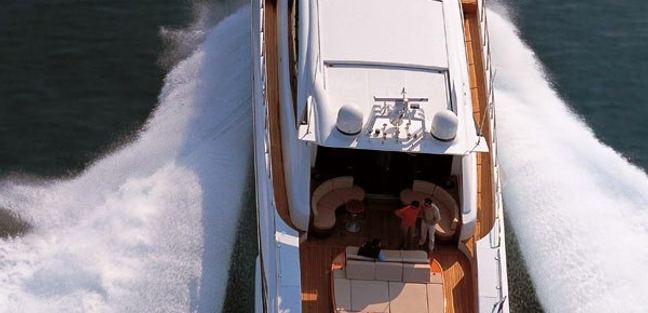 Illusion Charter Yacht - 3