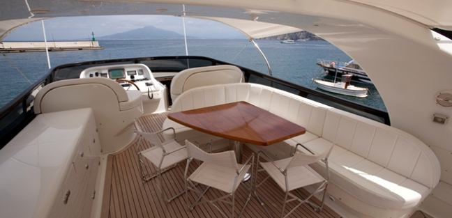Sands Charter Yacht - 3