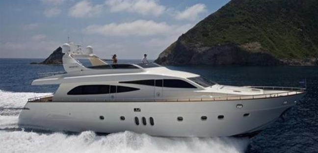 Z Forever Charter Yacht - 2