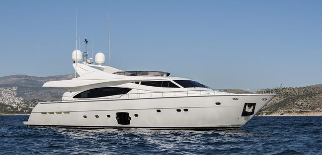 DAY OFF Yacht Charter Price - Ferretti Yachts Luxury Yacht