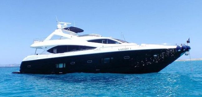Luxor I Charter Yacht