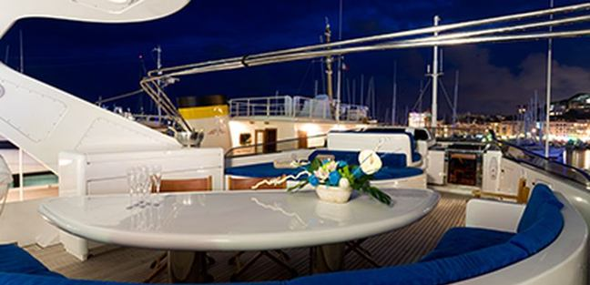 Bojangles Charter Yacht - 8