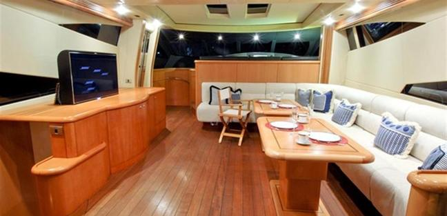 Carnivore Charter Yacht - 7
