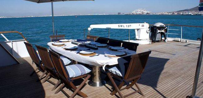 Jackie O Charter Yacht - 3