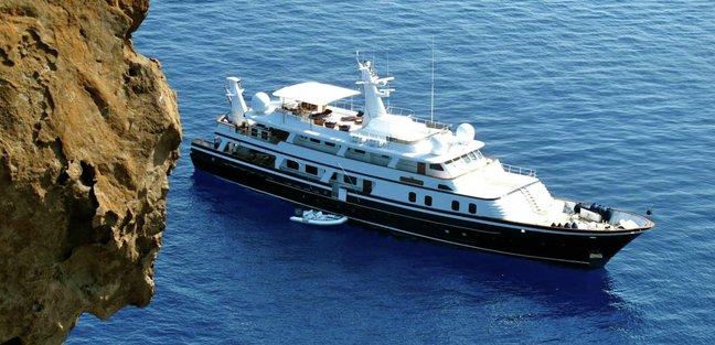 Atlantic Goose Charter Yacht