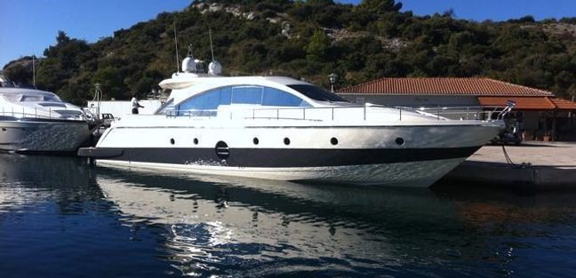 Aicon 72 SL Charter Yacht - 2