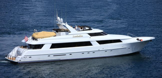 Isabella Charter Yacht