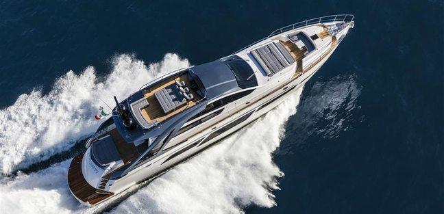 Pershing 9X / 06 Charter Yacht - 2