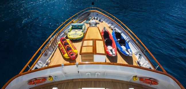 Heavenly Daze Charter Yacht - 2