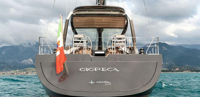 GIGRECA Yacht - Silent   Yacht Charter Fleet