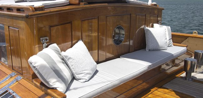 Eros Charter Yacht - 5