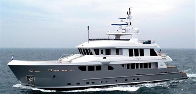 Tango 5 Charter Yacht