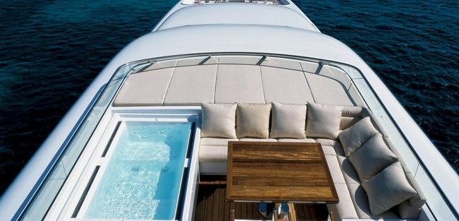 Rabdan Charter Yacht - 2