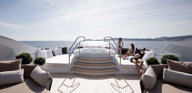 Hayken Charter Yacht - 3