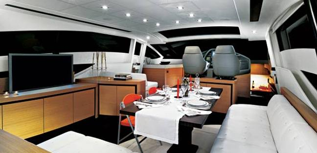 Angels and Demons Charter Yacht - 3