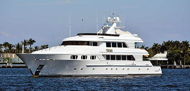 Themis Charter Yacht