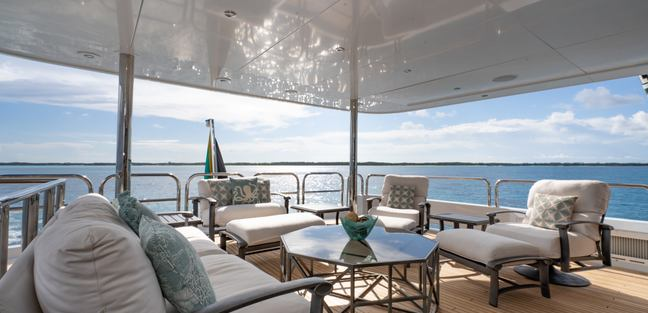 LOON Yacht Charter Price - Christensen Luxury Yacht Charter