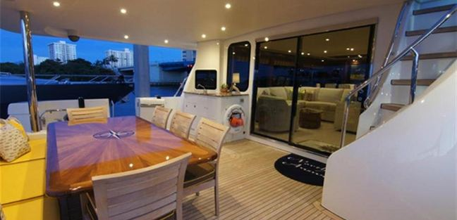 Northern Answer Charter Yacht - 2