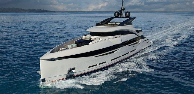 ISA Gran Turismo 45 Charter Yacht - 3