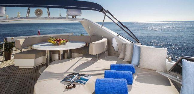Mythos Charter Yacht - 3