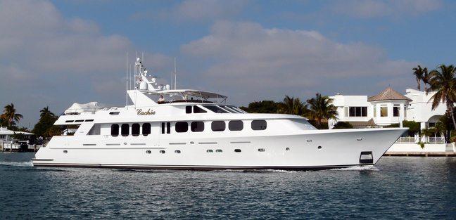 Cachée Charter Yacht - 2