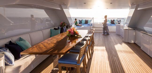 Baca Charter Yacht - 4