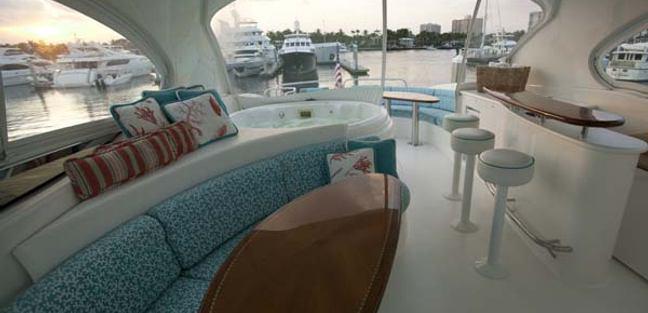 Octane Charter Yacht - 7