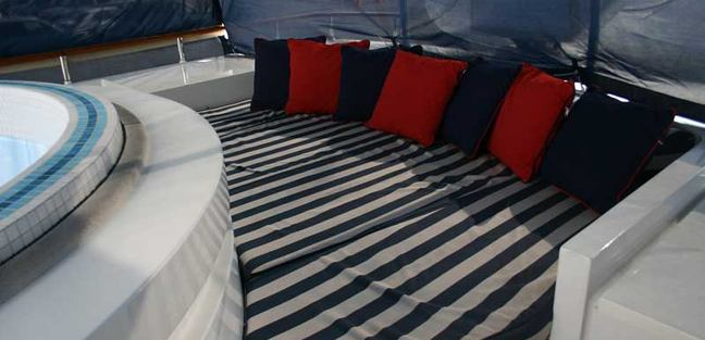 Blue Pearl Charter Yacht - 4
