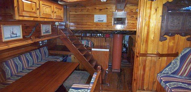 Rhea Charter Yacht - 7