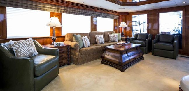 Vesper Charter Yacht - 2