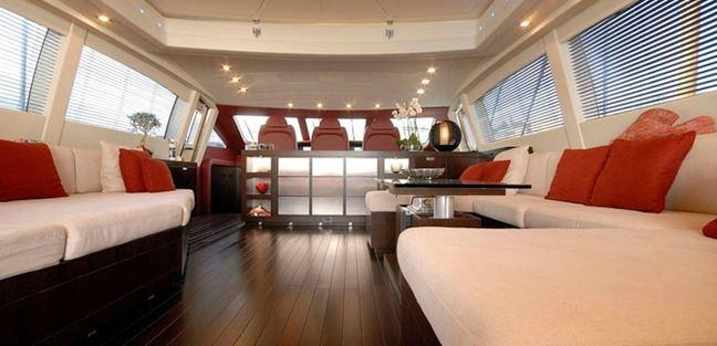 Soleluna Charter Yacht - 7