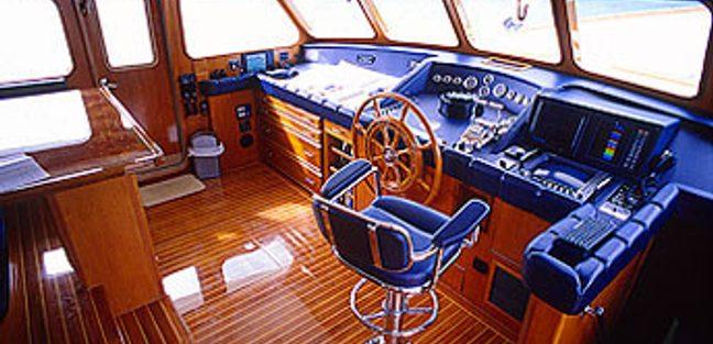 Huntress Charter Yacht - 5