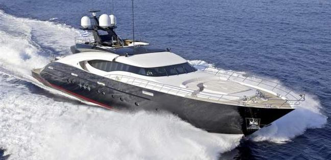 Domino Charter Yacht