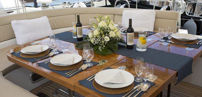 Songbird Charter Yacht - 4