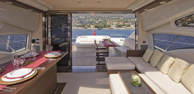Minx Charter Yacht - 5