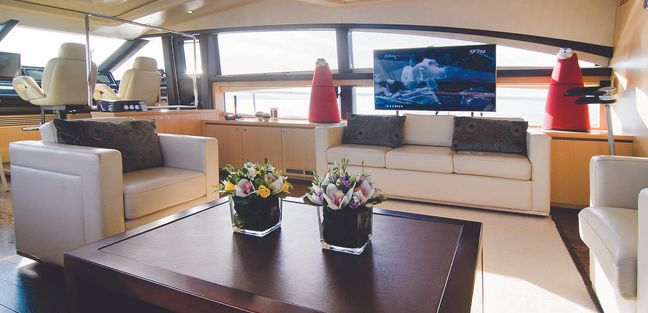 Catherine Charter Yacht - 8
