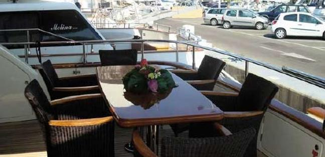 Carre d'As Charter Yacht - 4